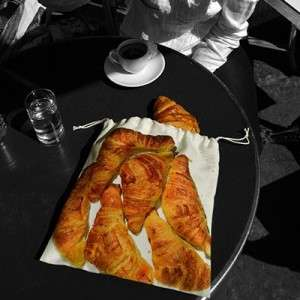 Bags of pastries