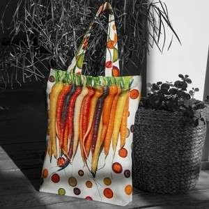 """Design vegetable tote bag """"The Graphics"""""""