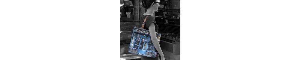 Paris-retro Bags
