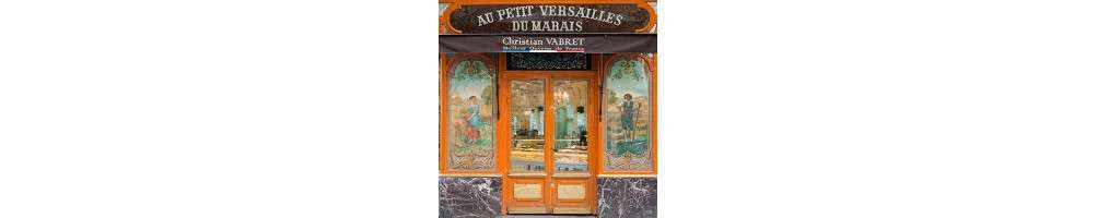 Au Petit Versailles du Marais