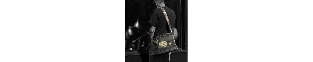 Paris-retro Shoulder bags